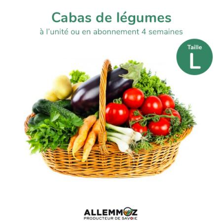Cabas de légumes (taille L)